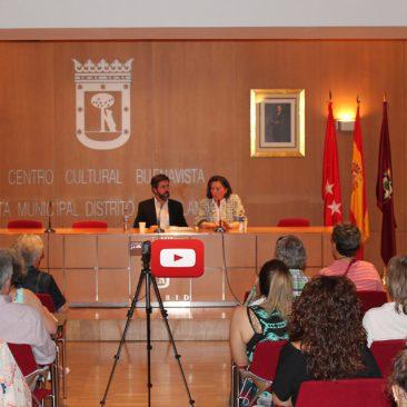 Conflictos y factores emocionales – Conferencia 5 jun 2015- C.C.Buenavista, Madrid