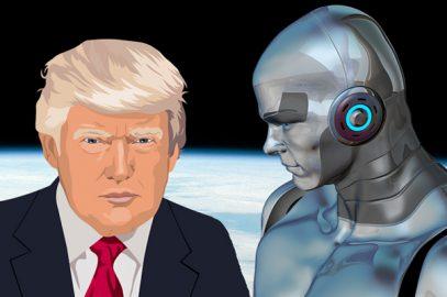 Robots, bravucones y renta básica universal