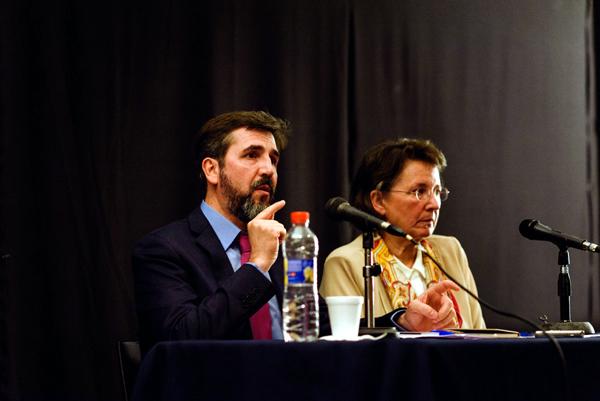 Conferencia en Buenos Aires, Argentina